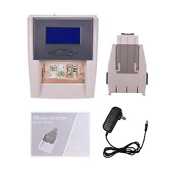 Portable Desktop Countable Automatic Money Detector Machine