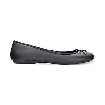 Alfani Womens Aleaa tecido redondo Toe Ballet Flats