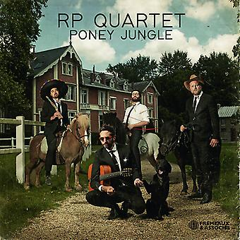 Poney Jungle [CD] USA import