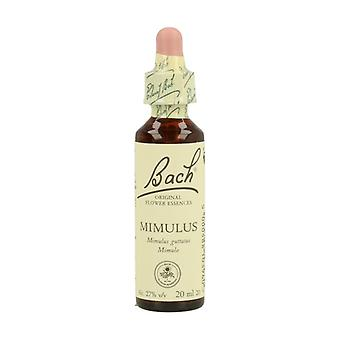 Bach Flower Essences 20 - Mimulus 20 ml kukka eliksiiri