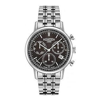 Roamer Vanguard Chrono 975819415590 Men's Watch Chronograph