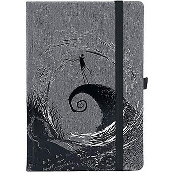 Nightmare Before Christmas Moonlight Madness A5 Notebook