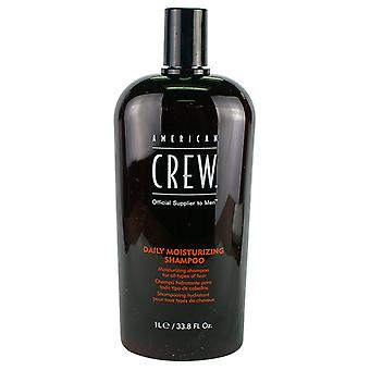 American Crew Daily Moisturizing Shampoo For All Types Of Hair 1000ml