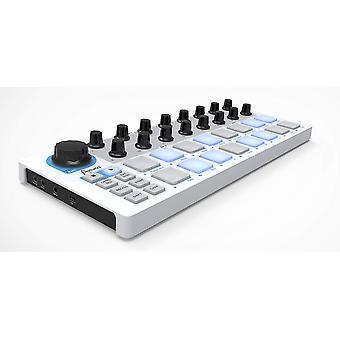 Arturia beatstep controller/sequencer - blanc