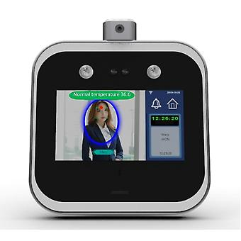 Touch Screen Wifi Temperature Measurement Face Recognition Terminal Employee