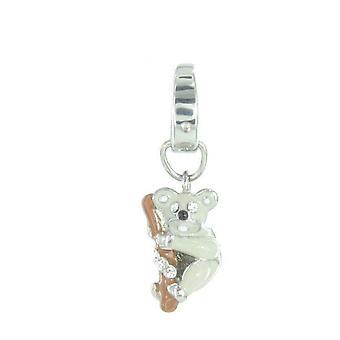 Fossile vedhæng charme JF87730040 Koala