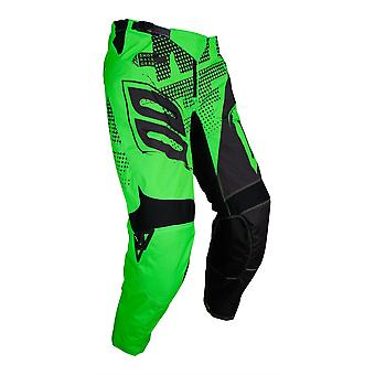Shot Devo Venom Green Kids MX Pants