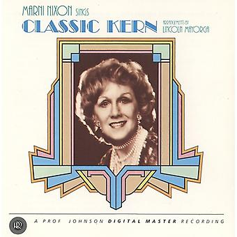Marni Nixon - Sings Classic Kern [CD] USA import