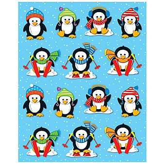 Penguins Shape Stickers, 84 Pegatinas