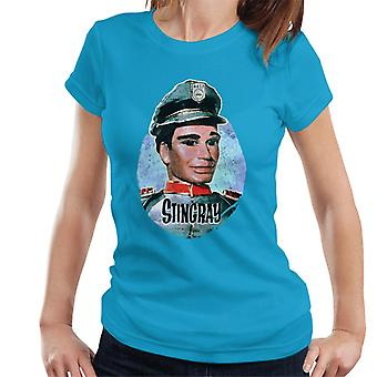 Stingray Troy Tempest Women's T-Shirt