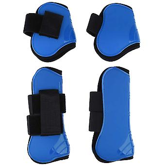 Horse Tendon And Fetlock Boots Equestrian Sports Jumping Leg Protection Boots