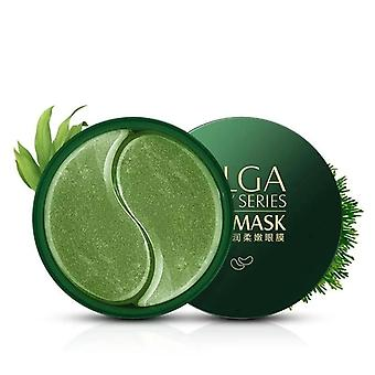 Gold/seaweed Collagen Mask Natural Moisturizing Gel Eye Patches Remove Skin