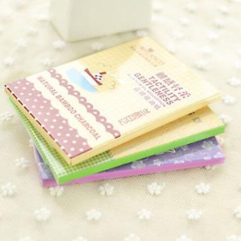 Cute Facial Oil Control Absorption Film Tissue Paper