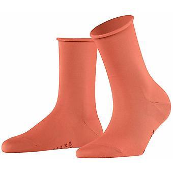 Falke Aktive Breeze Sokker - Coral Rose Orange