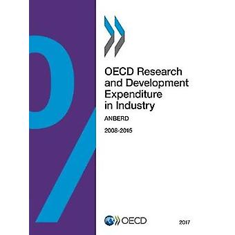 OECD research and development expenditure in industry - ANBERD - 2008-