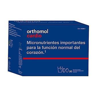 Orthomol Cardio 30 packets