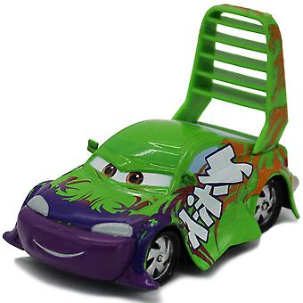 Cars Racing Car Alloy Simulation Green Ladder Driver Children Model Toys