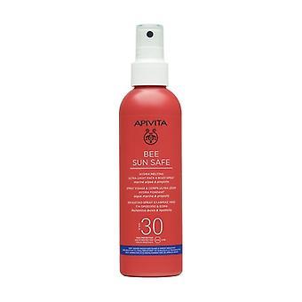 ヒドラメルティングスプレーウルトラライトSpf30 200 mlクリーム