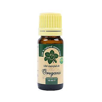 Oregano eteerinen öljy (origanum vulgare L.) 100% puhdasta ilman 10 ml: n lisäystä