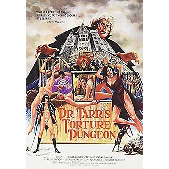 Dr. Tarr's Torture Dungeon [DVD] USA import
