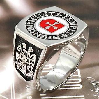 Rose croix schottischen Ritus Ritter Templer Freimaurer Ring