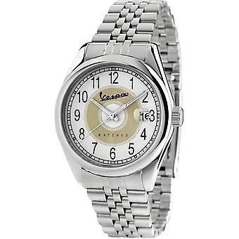Vespa watch heritage va-he03-ss-02wt-gcm