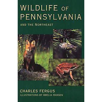 Faune de Pennsylvanie et du Nord-Est par Charles Fergus