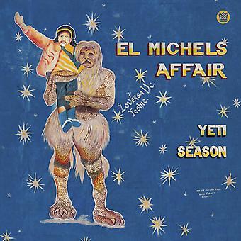 El Michels Affair - Yeti Season (Clear Blue Vinyl) [Vinyl] USA import
