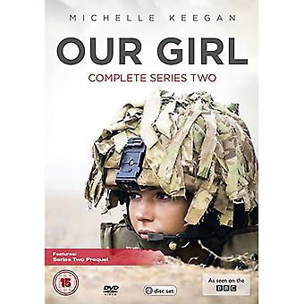 Our Girl - Series 2 DVD