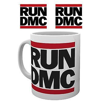 Run DMC Classic Logo Mug