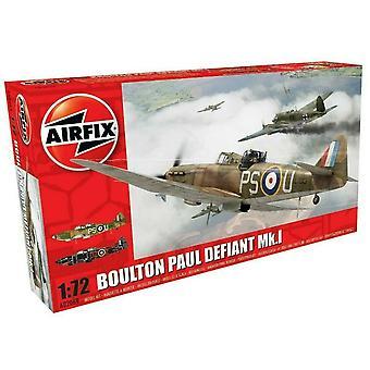 Airfix Boulton Paul Defiant Mk.1 Mallisarja