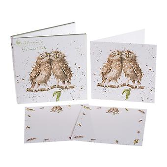 Notecard-pakker for Wrendale Country Animals