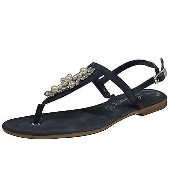 S. Oliver 52810522 52810522805 chaussures universelles pour femmes d'été