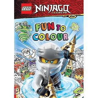 LEGO (R) NINJAGO (R): Fun to Colour