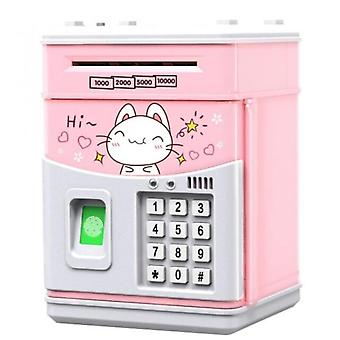 Electronic Piggy Bank Kids Coin Bank With Code, Electronic Money Banks Money Box For Kids,kids Safe Bank