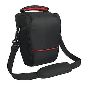 照片相机吊带袋,肩交叉数码外壳,防水,防雨罩,