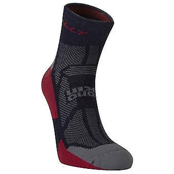 Hilly Off Road Socks - Navy/Red