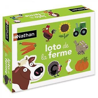 Nathan - Das Farm Lottery Bingo Set