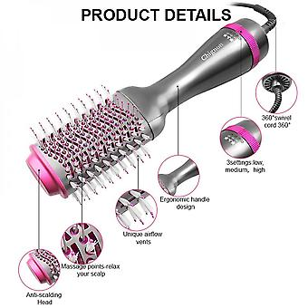 1001w Hair Dryer Hot Curling Iron Hair Straightened
