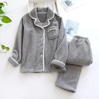 Japanese Style Autumn And Winter New Ladies Plus Size Sheep Wool Warm
