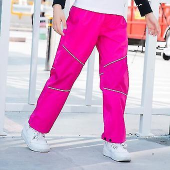 Baby pantaloni de ploaie în aer liber salopete impermeabile pantaloni impermeabili de înaltă calitate rezistente la vânt pantaloni