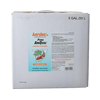 Kordon Pond AmQuel Water Conditioner - 5 Gallon
