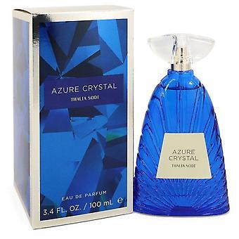 Azure crystal eau de parfum spray by thalia sodi 550383 100 ml