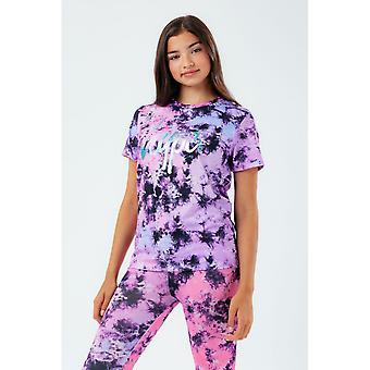 Hype Girls Nine Acid T-Shirt