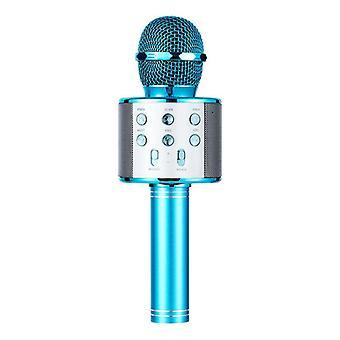 Wireless Karaoke Microphone, Portable Bluetooth Speaker