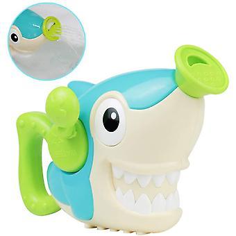 Badkar leksaker badande haj leksaker spray sprinkler kul barns badspel