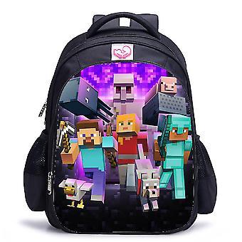 Minecraft Vedenpitävät Lapset'Reppu