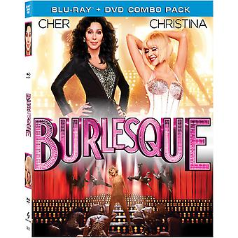 Burleske [BLU-RAY] USA import