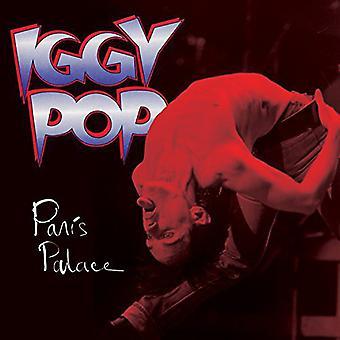 イギー ・ ポップ - パリ宮殿 [ビニール] USA 輸入