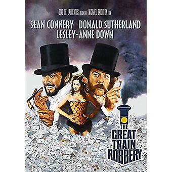 Importer des Great Train Robbery [DVD] USA